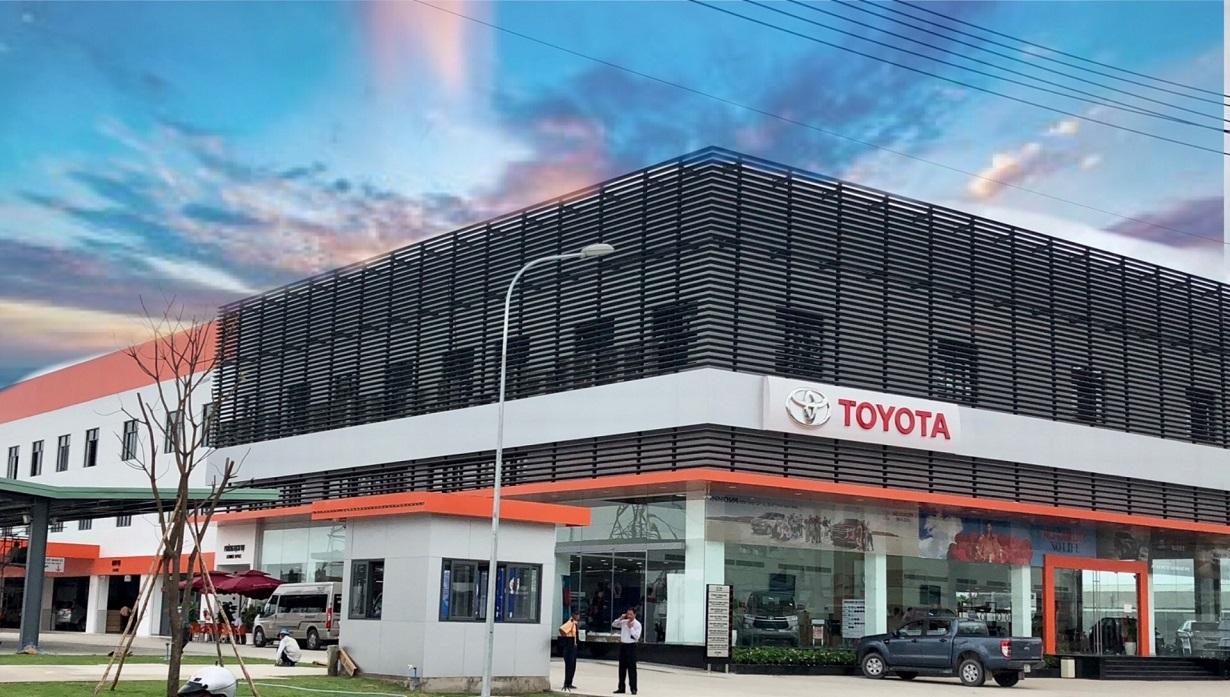 Địa chỉ Toyota Bùi Thanh Khiết|Toyota An Thành Fukushima